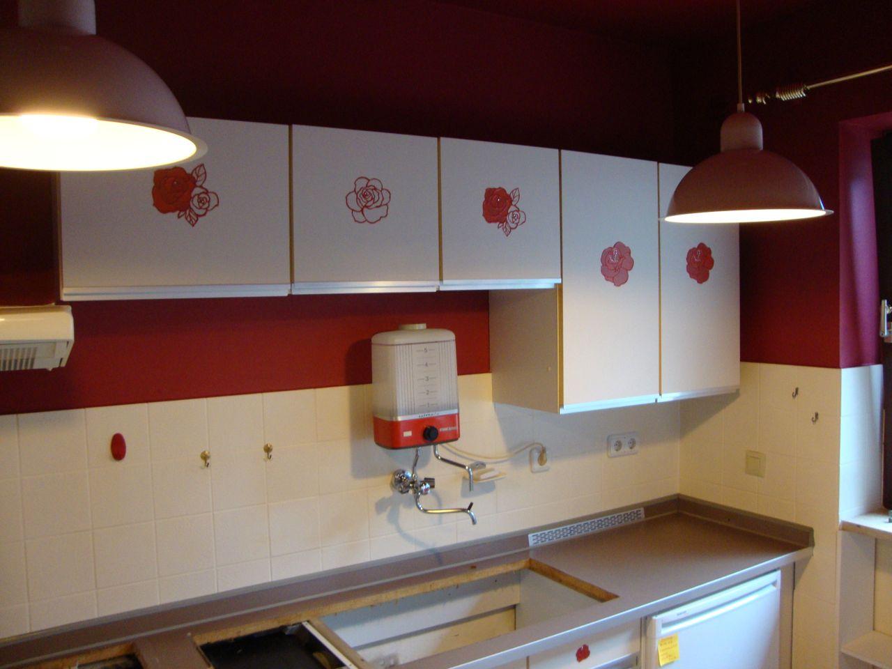 Renovierung von Küchen: Überarbeitung von Küchenfronten und ...