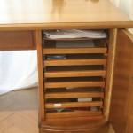 Auch die Schubladen wurden aufgearbeitet und gängig gemacht