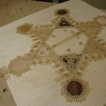 Detailarbeit: Intarsien