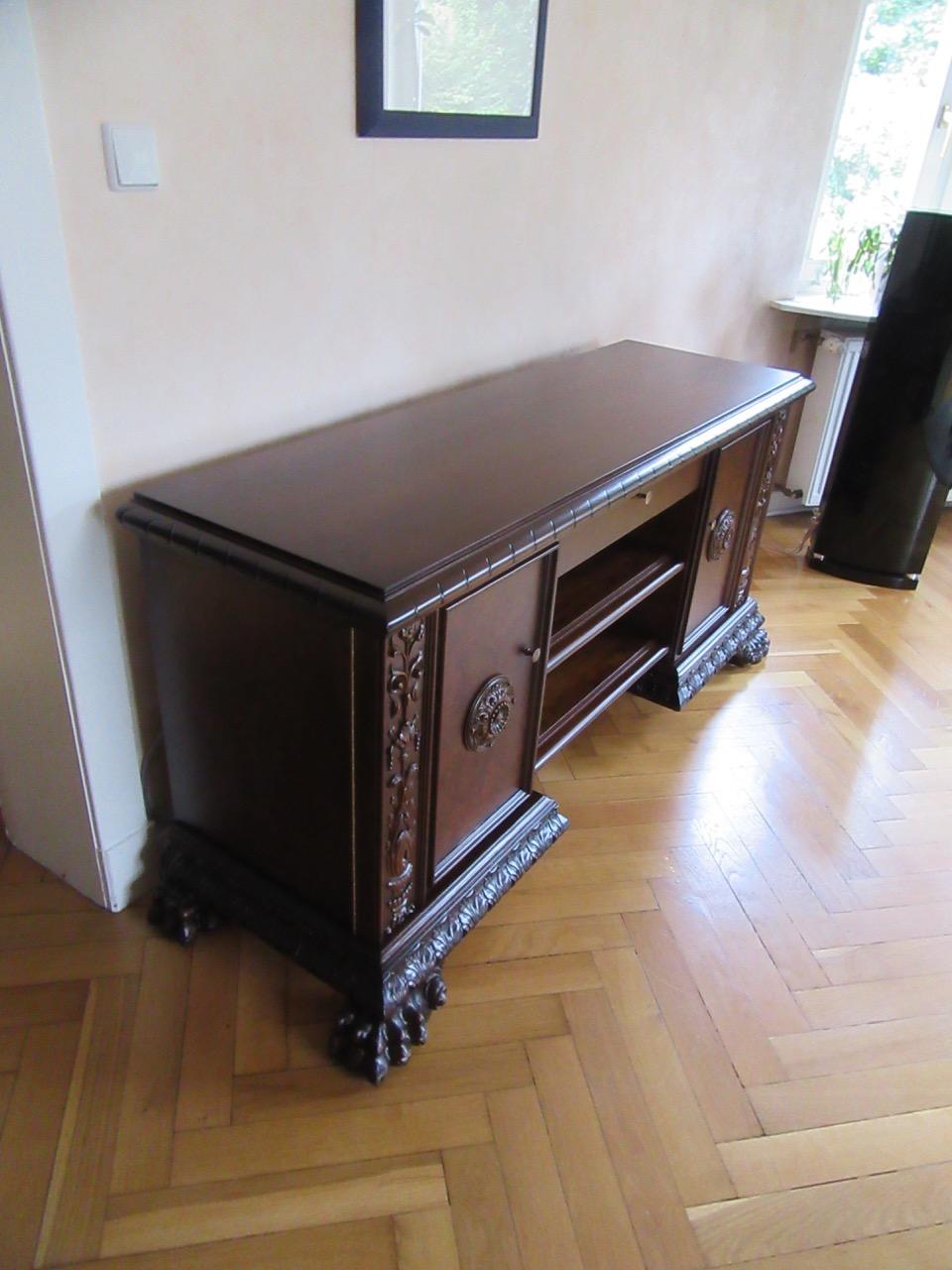 anrichte tischlerei holzwerkstatt helmeke tischlerei hamburg harburg rosengarten. Black Bedroom Furniture Sets. Home Design Ideas