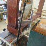 Holzwerkstatt Helmeke Tisch Restaurierung
