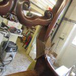 Stuhl Holzfedern Tischlerei