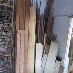 Kiefernholz für Bau Hochbett