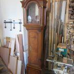 Antike Standuhr restauriert von Tischler Helmeke im Landkreis Harburg