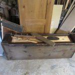 Restaurierung antiker Möbel in der Holzwerkstatt Helmeke
