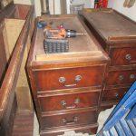 Restaurierung alter englischer Schreibtisch im Landkreis Harburg