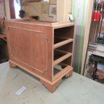 Restaurierung alter englischer Schreibtisch in Harburg