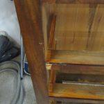 Foto der Kommode in der Holzwerkstatt Helmeke im Landkreis Harburg vorher