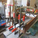Restaurierung antiker Kommode in Tischlerei im Landkreis Harburg