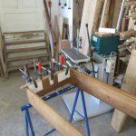 Restaurierung einer Kommode in Tischlerei im Landkreis Harburg