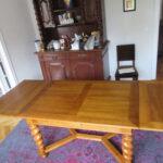 Tisch zum Ausziehen