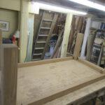 Neuanfertigung Tisch in Tischlerei im LK Harburg