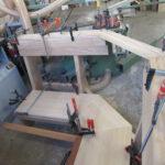 Neuanfertigung von Möbeln aus Holz in Tischlerei