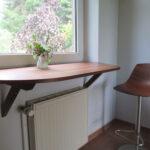 Endergebnis der Fensterbank als Tisch